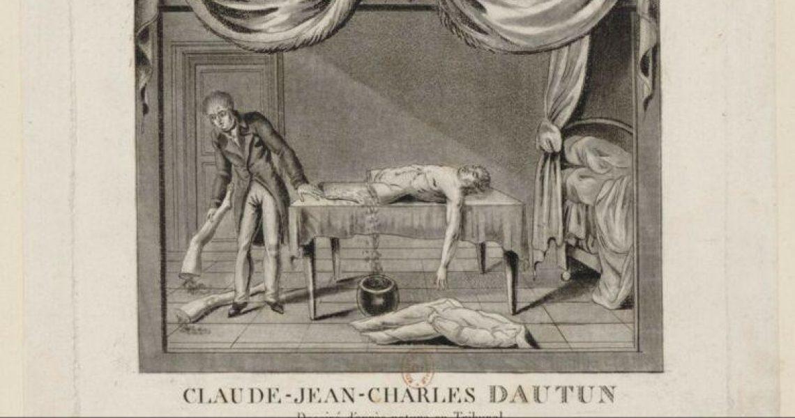 CLAUDE JEAN CHARLES DAUUN